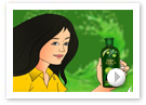 Dabur Amla : Animatic